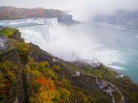 The American Falls - Niagara Falls
