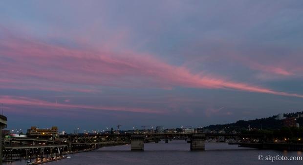 Portland Bridges