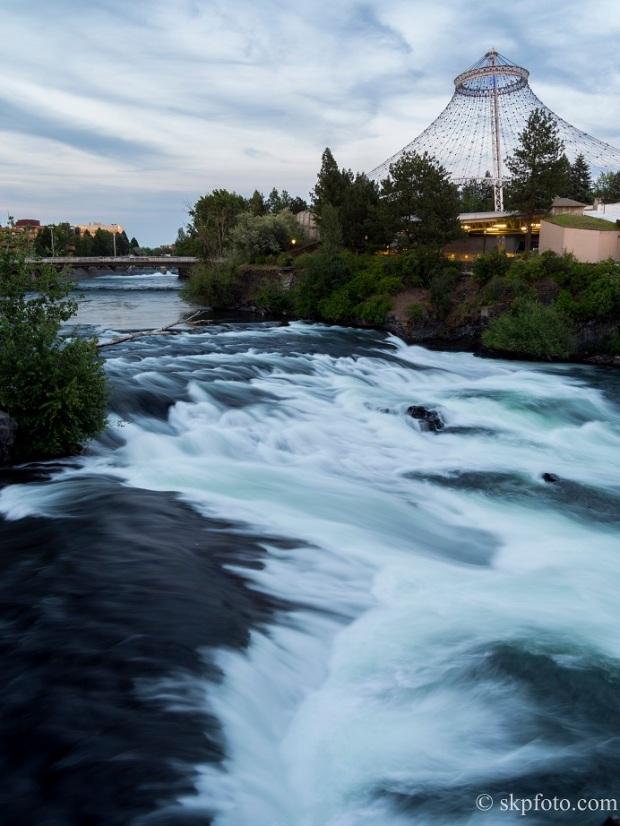 Spokane Evening