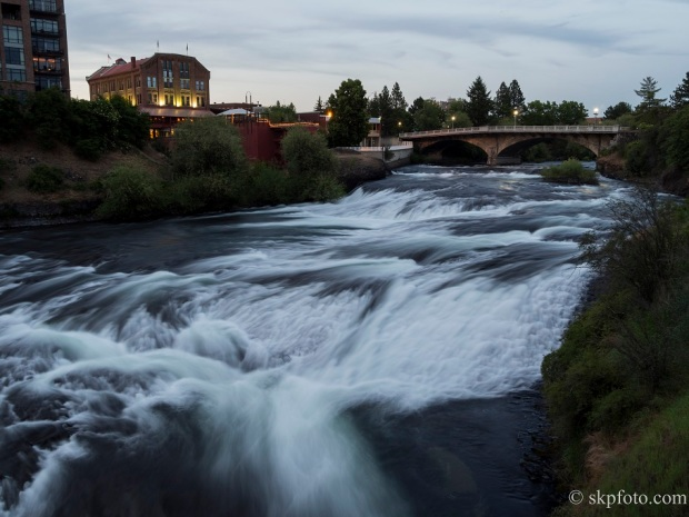 Spokane Evening