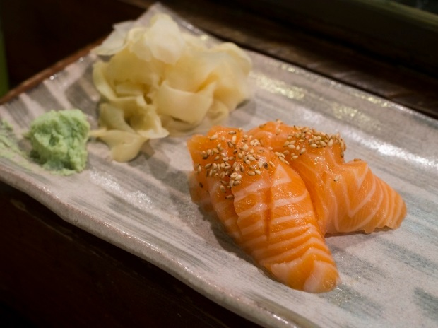 Wasabi - Salmon