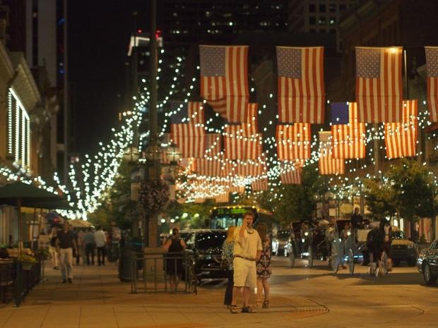 Denver - Larimer Square